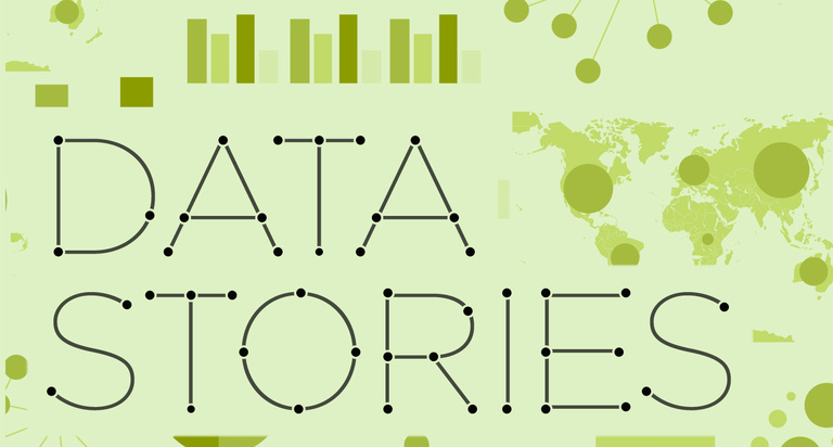 How can Fintech marketplaces use data stories to derive insights from millions of customers?